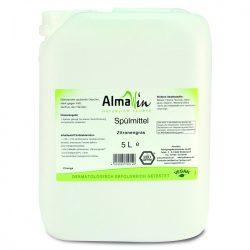 Almawin Öko kézi mosogatószer citromfűvel 5 l
