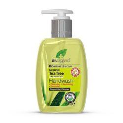 Dr. Organic Folyékony kézmosó bioaktív teafaolajjal 250 ml
