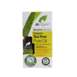 Dr. Organic Bioaktív Teafaolaj 10 ml
