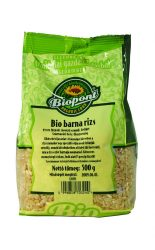 Bio Barnarizs, gyorsfőzésű, hosszú szemű 500 g Biopont
