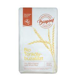 Biopont Bio Tönkölybúzaliszt, teljesőrlésű (TGL 300) 1 kg