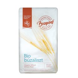 Biopont Bio Búzaliszt, teljesőrlésű (BL TK 200) 1 kg