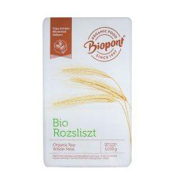 Bio Rozsliszt, teljesőrlésű (RL 180) 1 kg Biopont