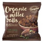 Biopont Bio Extrudált kölesgolyó kakaós 60 g