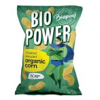 Bio Extrudált kukorica, sótlan, gluténmentes (BIO POWER)