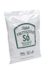 Folttisztító só 500 g