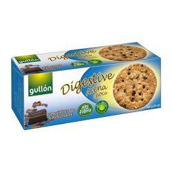Digestive zabpelyhes korpás keksz étcsokival 425 g Gullon