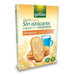 Diabetikus keksz teljes kiőrlésű gabonával 216 g  Gullon