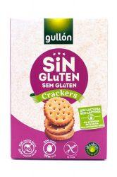 Gullon gluténmentes sós cracker 200 g