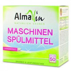 Öko gépi mosogatószer koncentrátum 50 alkalomra Almawin