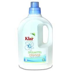 Öko Szenzitív narancsolajos mosogatószer 1,5 l Klar
