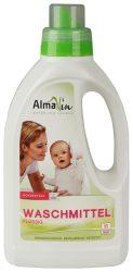 Öko folyékony mosószer koncentrátum - 11 mosásra 750 ml Almawin