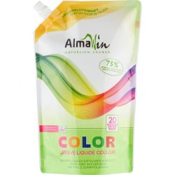 Color Öko folyékony mosószer koncentrátum színes ruhákhoz 1,5 l Almawin
