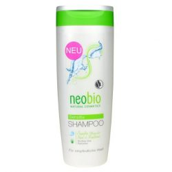 Illatmentes sampon érzékeny fejbőrre bio Aloe verával 250 ml Neobio