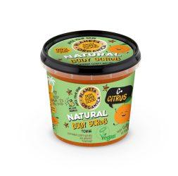 Testradír citrusokkal és C-vitaminnal 360 ml Planeta Organica