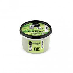 Provance-i citromfű cukros testradír 250 ml Organic Shop