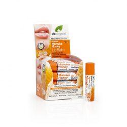 Ajakbalzsam bio manuka mézzel 5,7 ml Dr.Organic