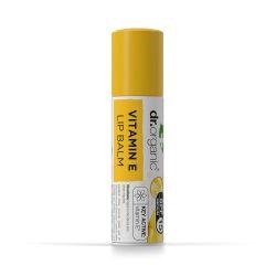 Ajakbalzsam természetes E-vitaminnal 5,7 ml Dr.Organic