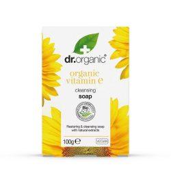 Szappan természetes E-vitaminnal 100 g Dr.Organic