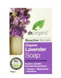 Szappan bio levendulával 100 g Dr.Organic