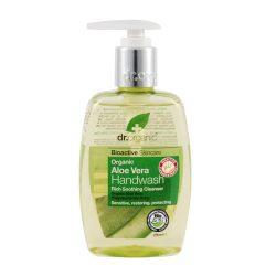 Folyékony kézmosó bio Aloe verával 250 ml Dr.Organic