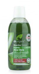 Szájvíz bio Aloe verával 500 ml Dr.Organic
