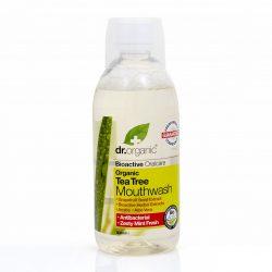 Szájvíz bio teafaolajjal 500 ml Dr.Organic