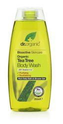 Tusfürdő bio teafaolajjal 250 ml Dr.Organic