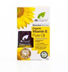 Természetes E-vitaminos olaj 50 ml Dr.Organic