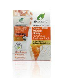 Kéz- és körömápoló bio manuka mézzel 125 ml Dr.Organic
