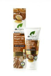 Hidratáló kéz- és körömápoló balzsam marokkói bio argánolajjal 100 ml Dr.Organic