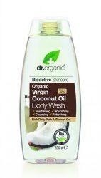 Tusfürdő bio szűz kókuszolajjal 250 ml Dr.Organic