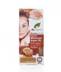 Öregedésgátló komplexum marokkói bio argánolajjal és argán őssejtekkel 30 ml Dr.Organic