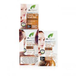 Bioaktív csigagél hidratáló arcpakolás intenzív öregedésgátló hatással 10 ml Dr.Organic