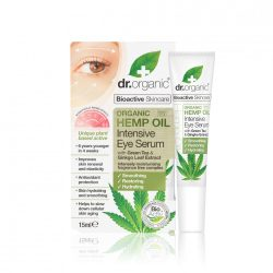 Intenzív Szemszérum bioaktív kendermagolajjal 15 ml Dr.Organic