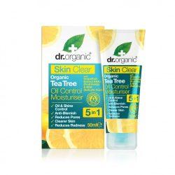 Skin Clear Mattító Hidratáló arckrém 5 az 1-ben 50 ml Dr.Organic