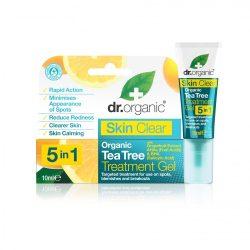 Skin Clear Pattanáskezelő gél 5 az 1-ben 10 ml Dr.Organic