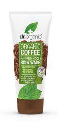 Élénkítő tusfürdő bio kávéval 250 ml Dr.Organic