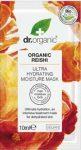 Ultra hidratáló arcmaszk bio Reishi gombával 10 ml Dr.Organic