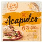 Bio tortilla lap 240 g Acapulco