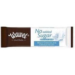 Tejcsokoládé hozzáadott cukor nélkül 30 g No Added