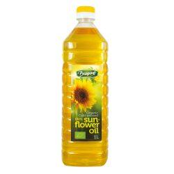 Bio Napraforgó hidegen sajtolt olaj 1 l Biopont