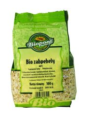 Bio Zabpehely, apró 300 g Biopont