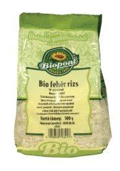 Bio Fehér rizs, hosszú szemű 500 g Biopont