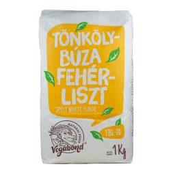 Tönkölybúza fehérliszt (TBL 80) 1 kg Vegabond