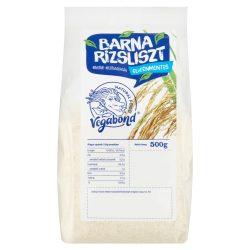 Barna rizsliszt 500 g Vegabond