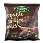 Bio Extrudált kölesgolyó kakaós 60 g Biopont