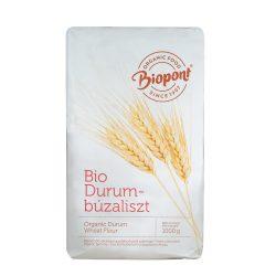 Bio Durumbúzaliszt sima 1 kg Biopont