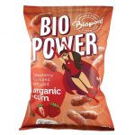 Bio Extrudált kukorica, valódi eperporral 70 g Biopont