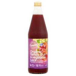 Bio Családi gyümölcs- és zöldséglé 750 ml Biopont